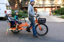 Becoming a Cargo Bike Family