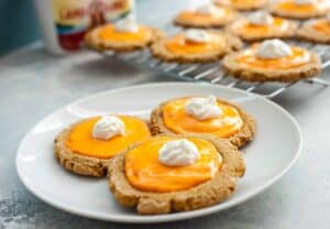 Pumpkin Pie Sugar Cookies