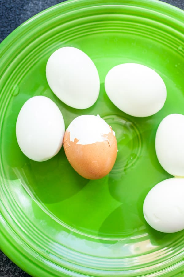 Putrid Deviled Eggs
