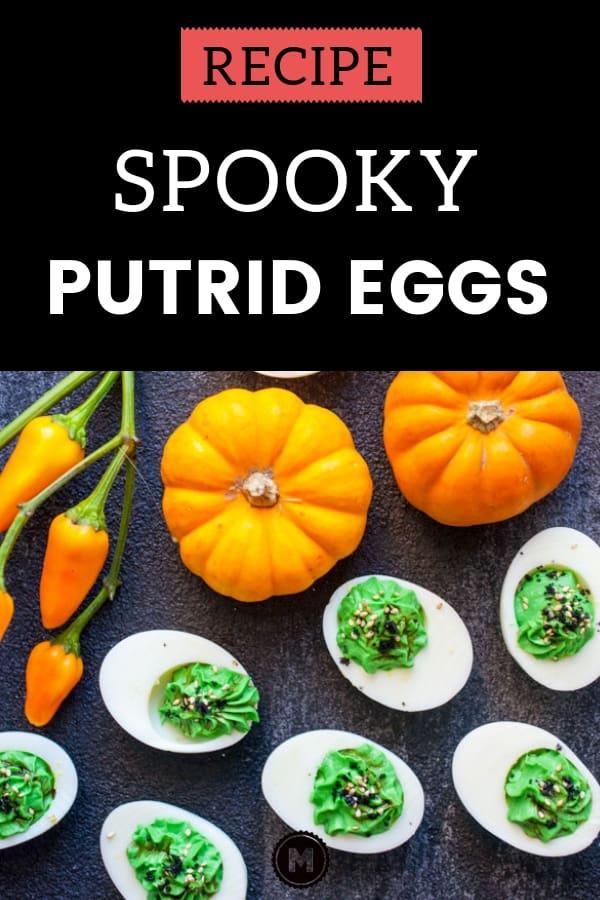 Putrid Eggs