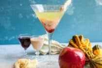 Rotten Apple Martini