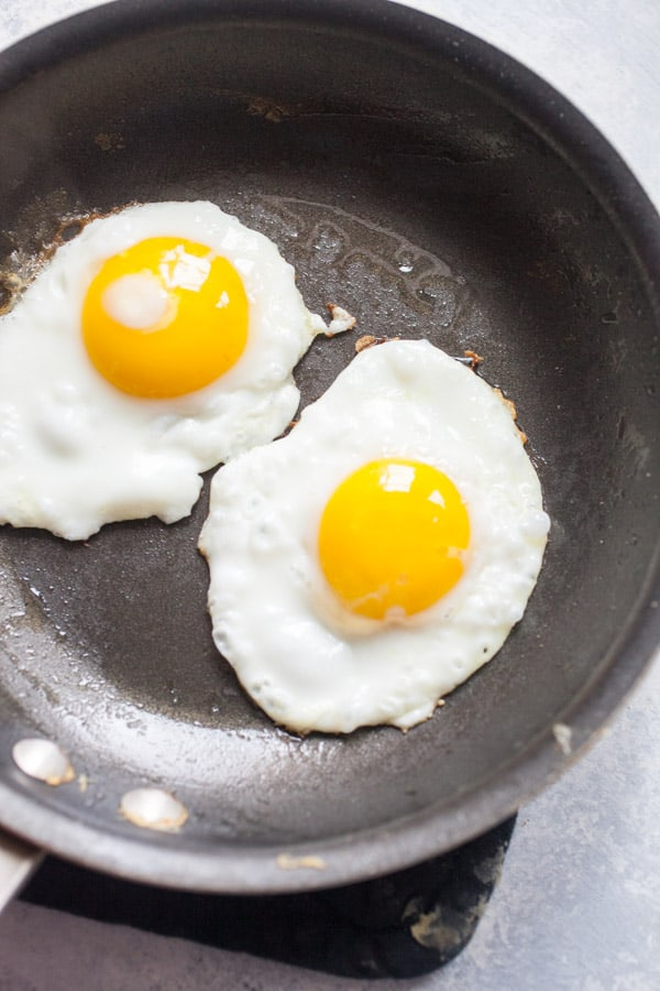 Eggs for hash