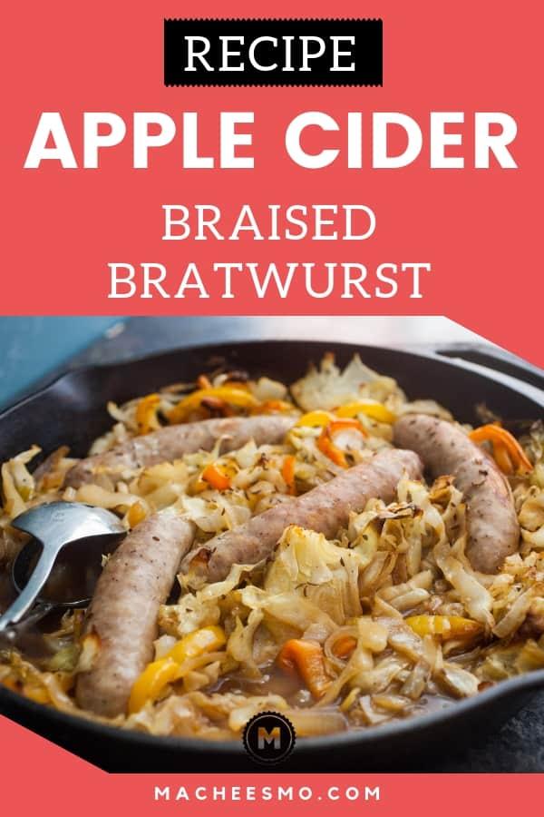 Braised Bratwurst