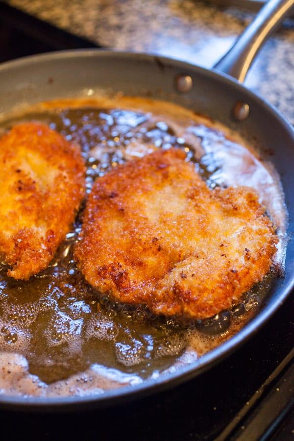 Buffalo Chicken Fried