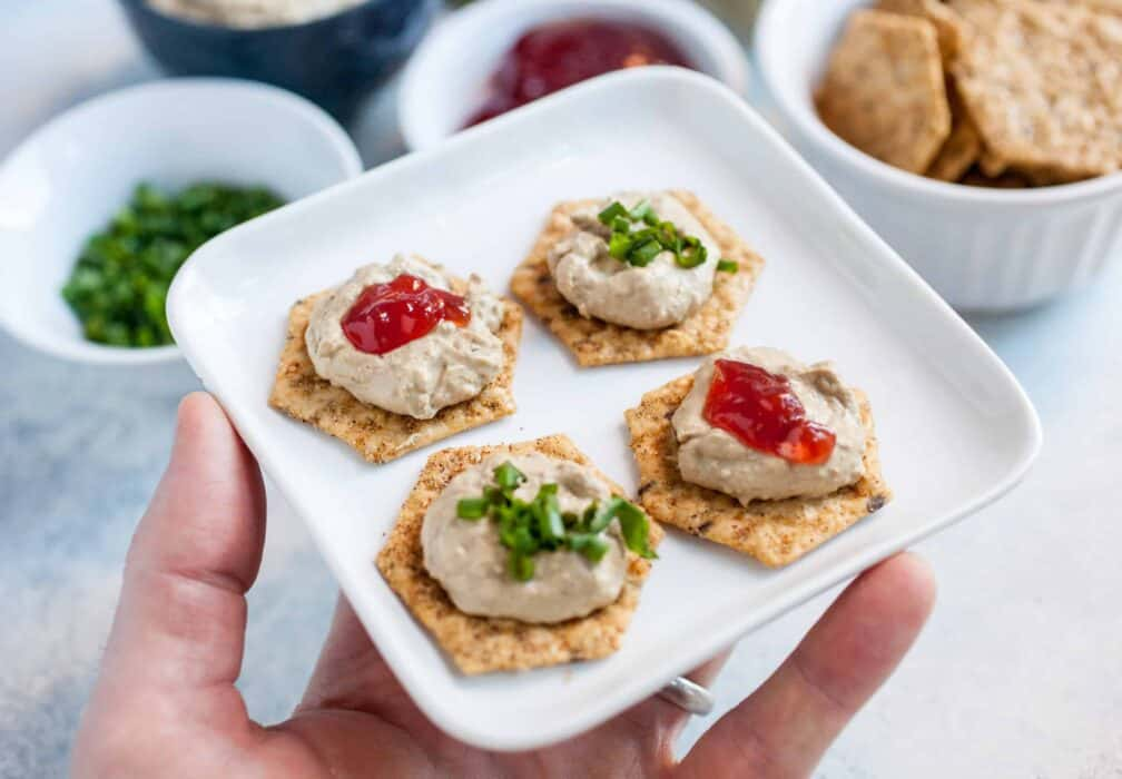 Easy Chicken Liver Mousse