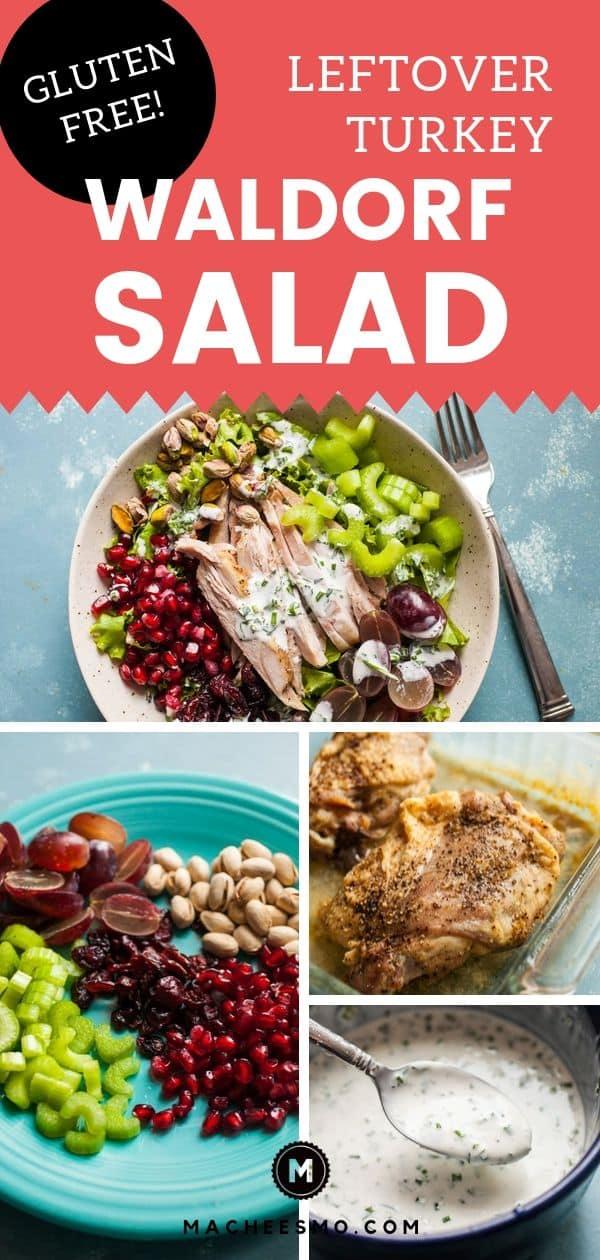 Gluten Free Waldorf Salad