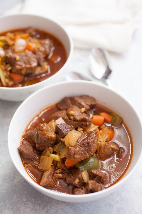 Pot Roast Soup Recipe