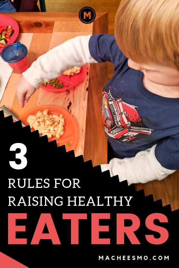 Rules for Raising Healthy Eaters