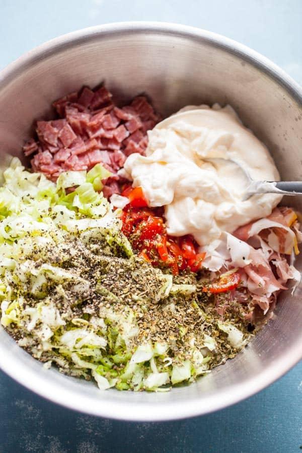 Spices for Italian Hoagie Dip Recipe