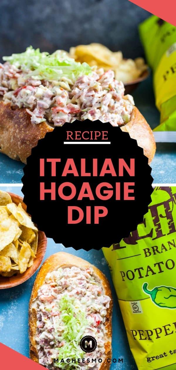 Italian Hoagie Dip Recipe