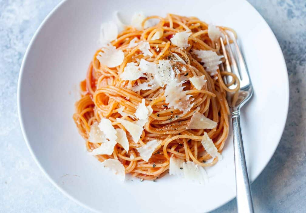 Perfect Angel Hair Pasta