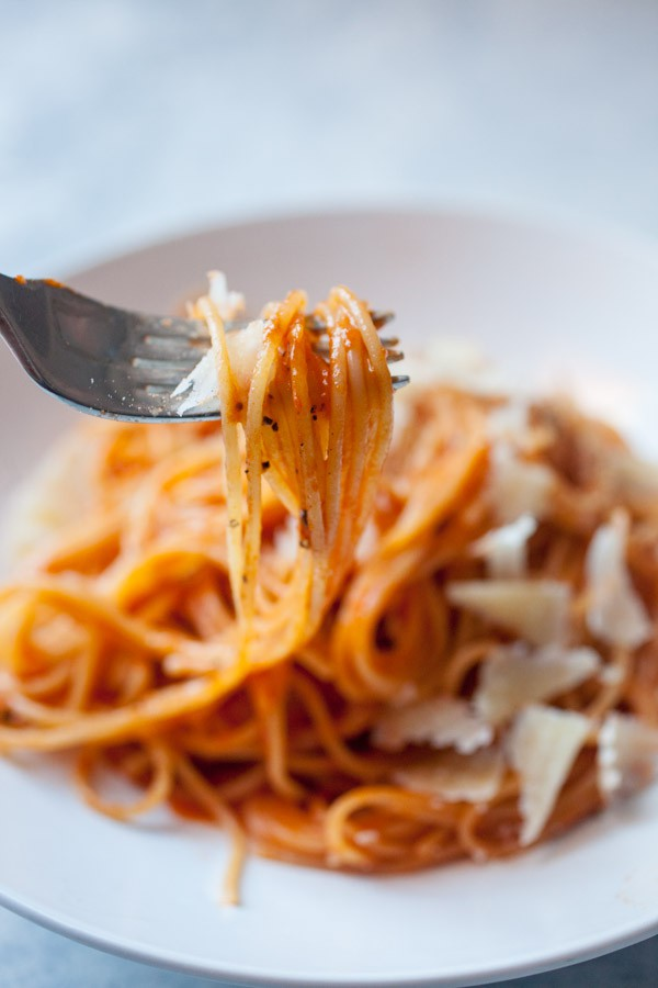 How to Cook Perfect Angel Hair Pasta