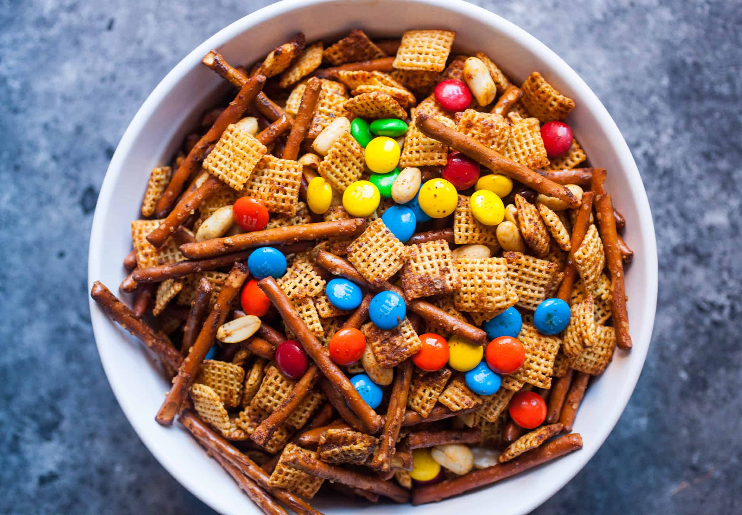 Sweet Heat Chex Mix