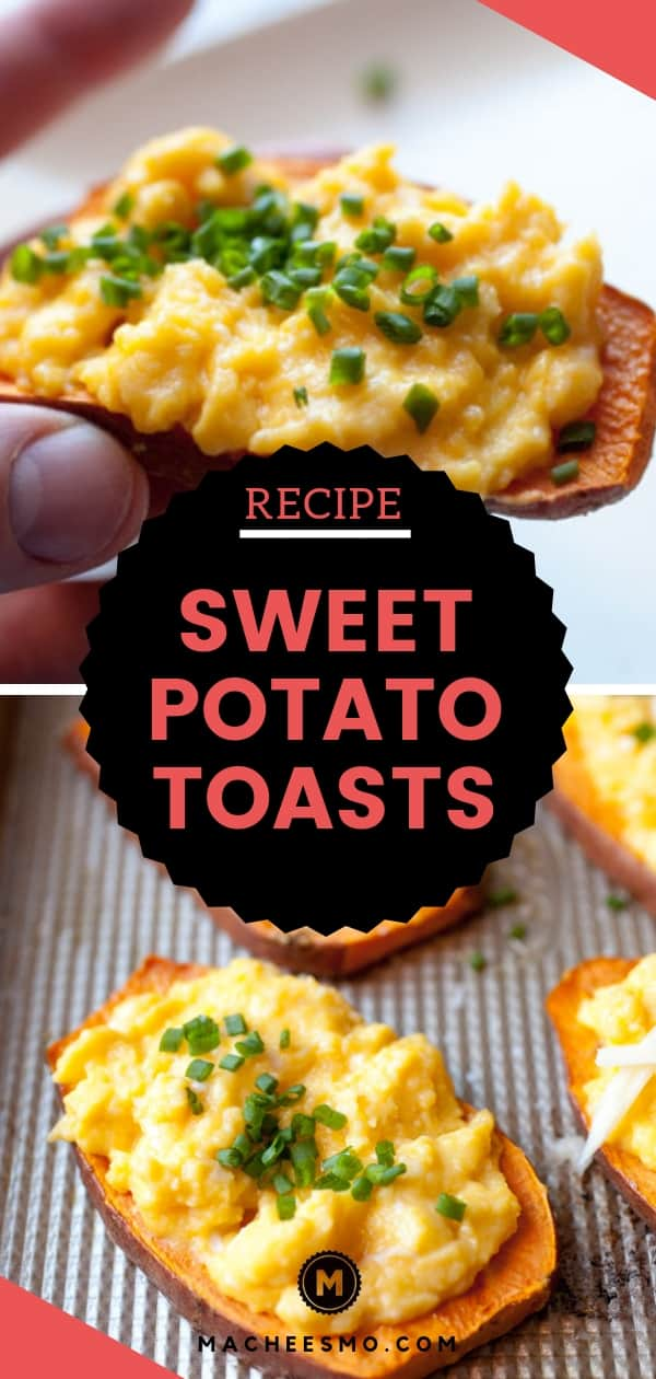 Sweet Potato Toasts
