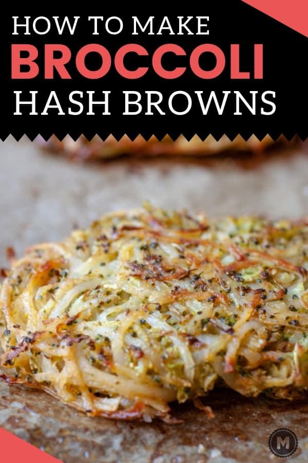Broccoli Hash Browns Recipe