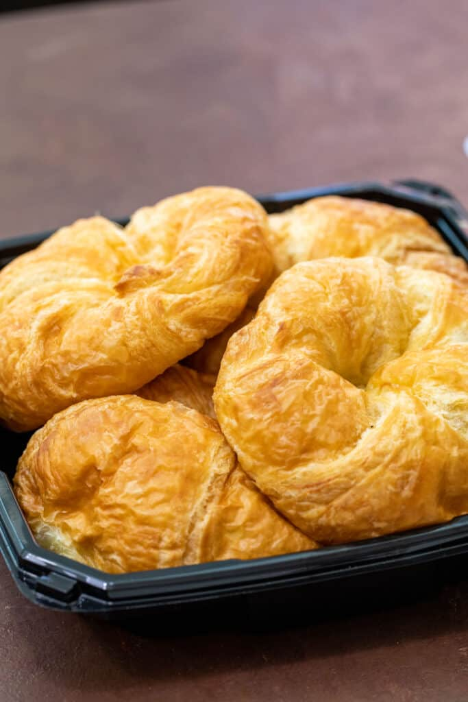 Store-bought Croissants