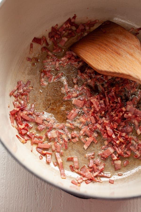 Turkey Bacon - Turkey Ragu Recipe