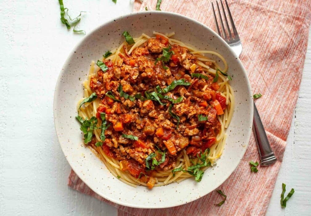 Easy Turkey Ragu Recipe