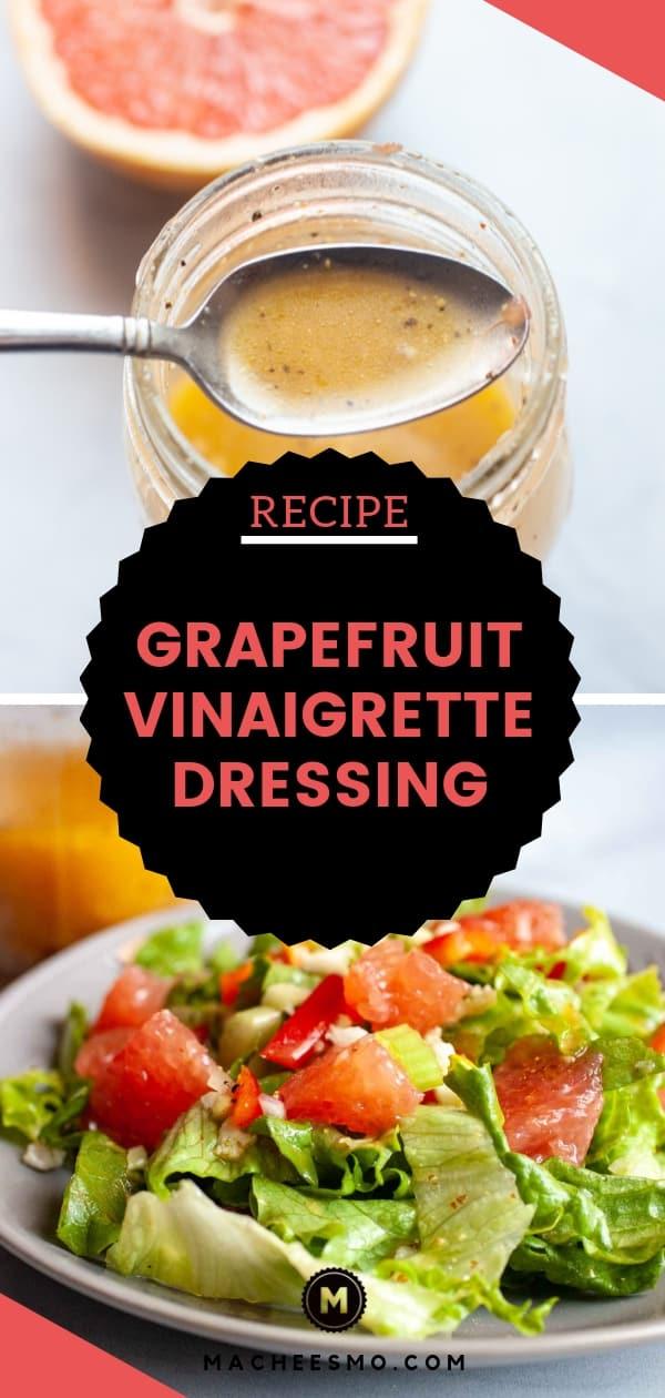 Grapefruit Vinaigrette