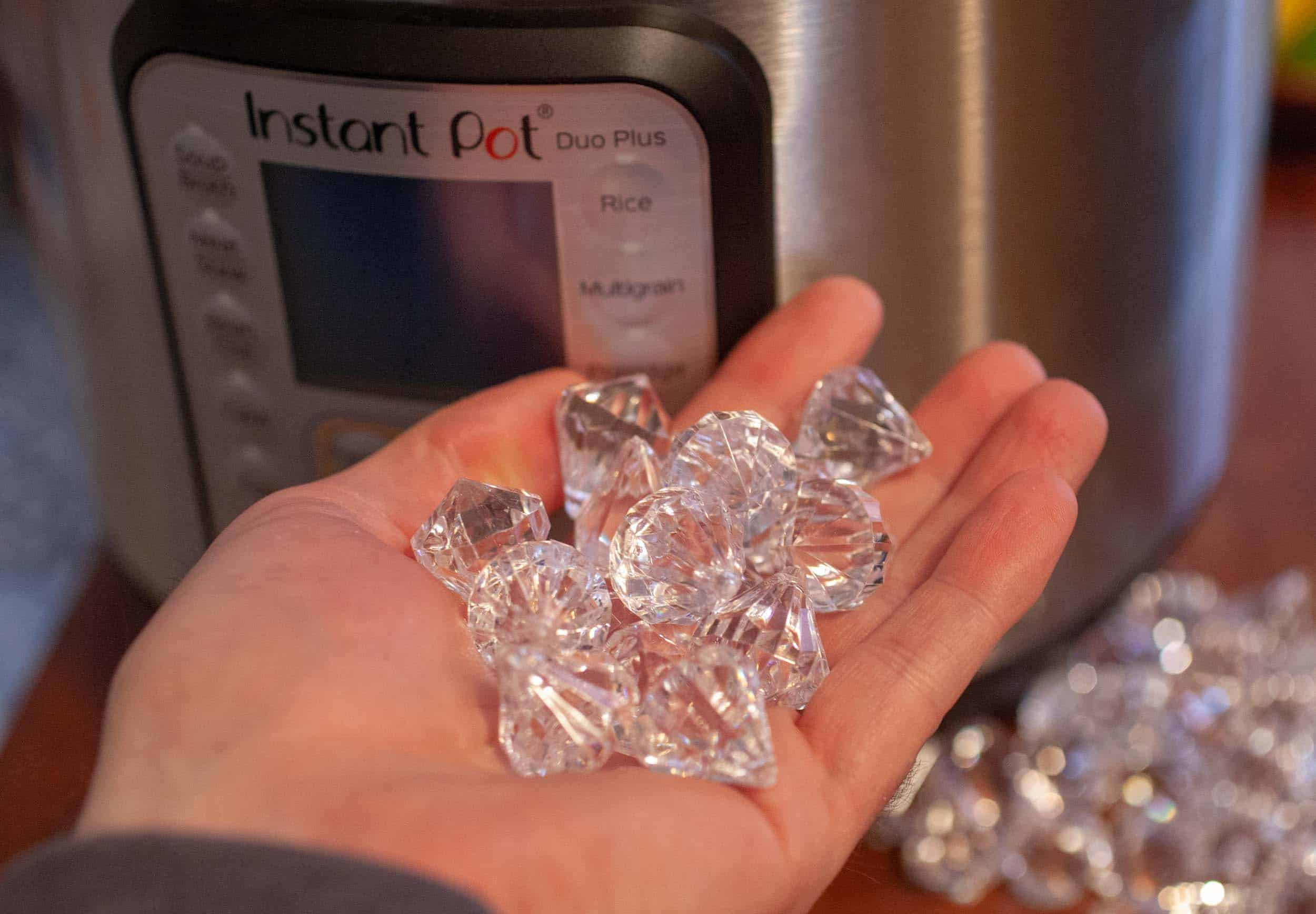 Instant Pot Diamonds