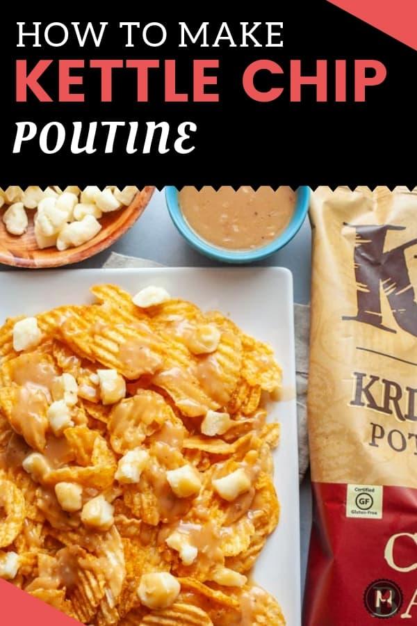 Potato Chip Poutine