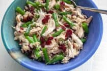 Chicken Rice Picnic Salad