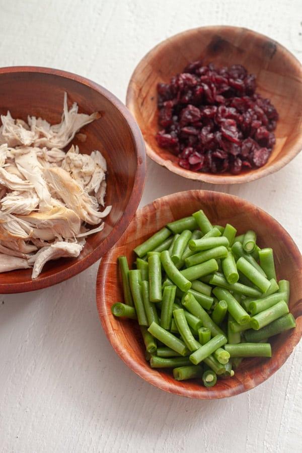Add-ins - Chicken Rice Picnic Salad