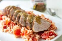 Cumin Lime Pork Tenderloin