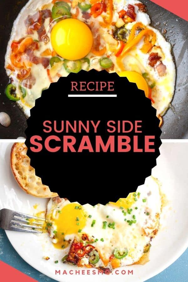 Sunny Side Up Scramble