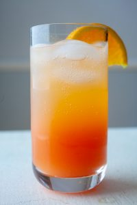 Aperol Betty - Aperol Spritz Variations