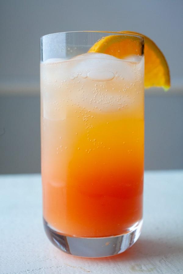 Aperol Betty - Aperol Spritz Variations