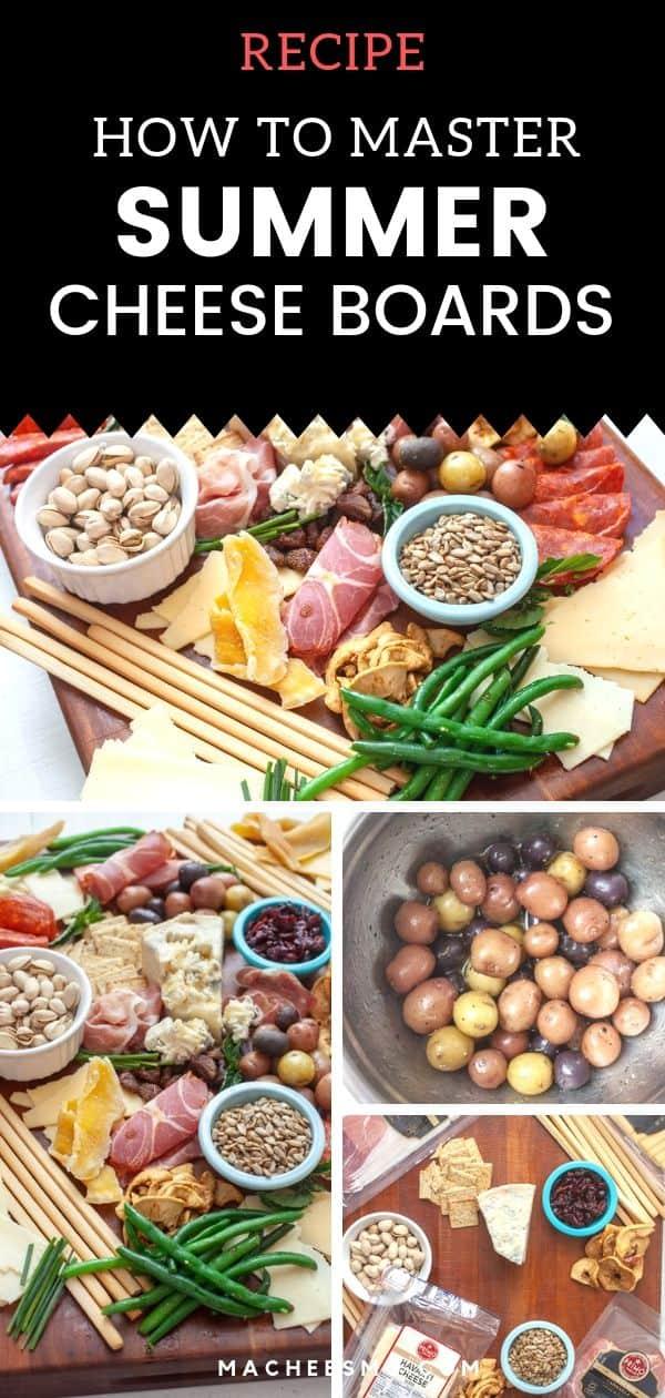 Summer Cheese Board