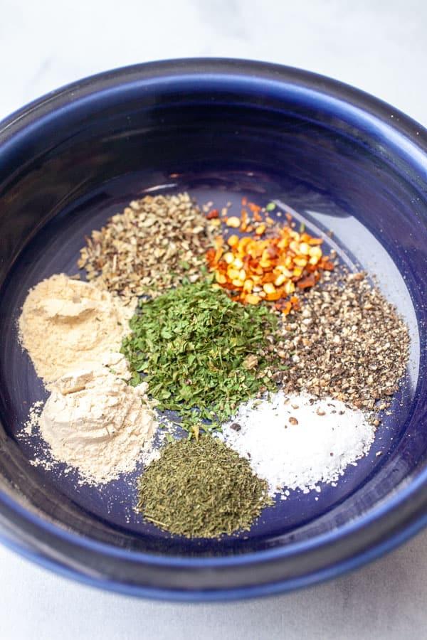Spice mixes - Homemade Ranch Veggie Dip