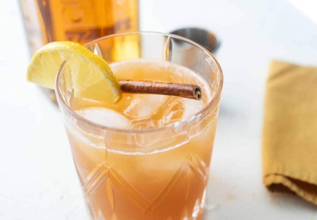 Chilled Kentucky Cider
