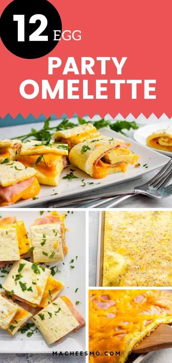 12 Egg Party Omelette