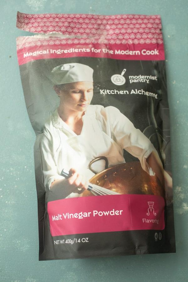 Vinegar Powder - Salt and Vinegar Popcorn