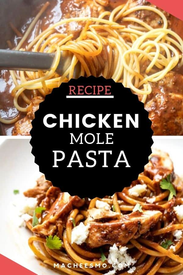 Chicken Mole Pasta