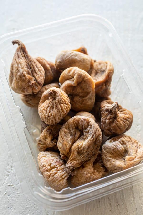 Dried Figs - Homemade Fig Bars