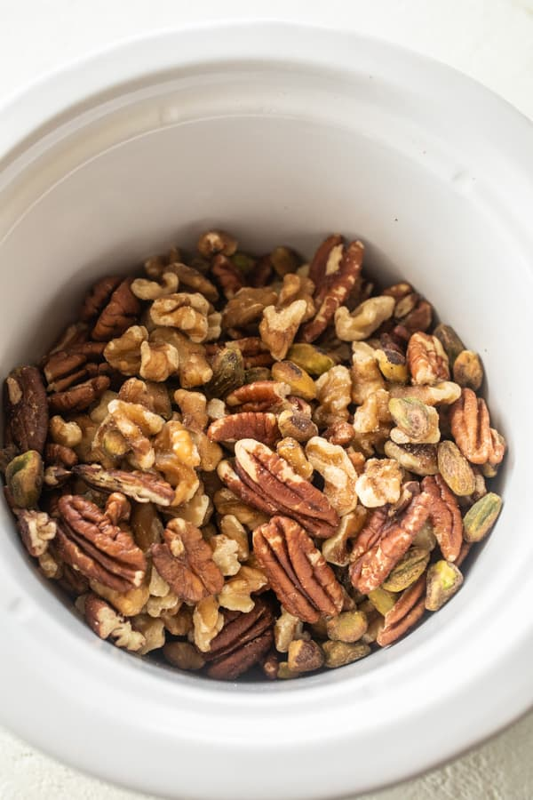Nut mix - Sweet and Spicy Nuts
