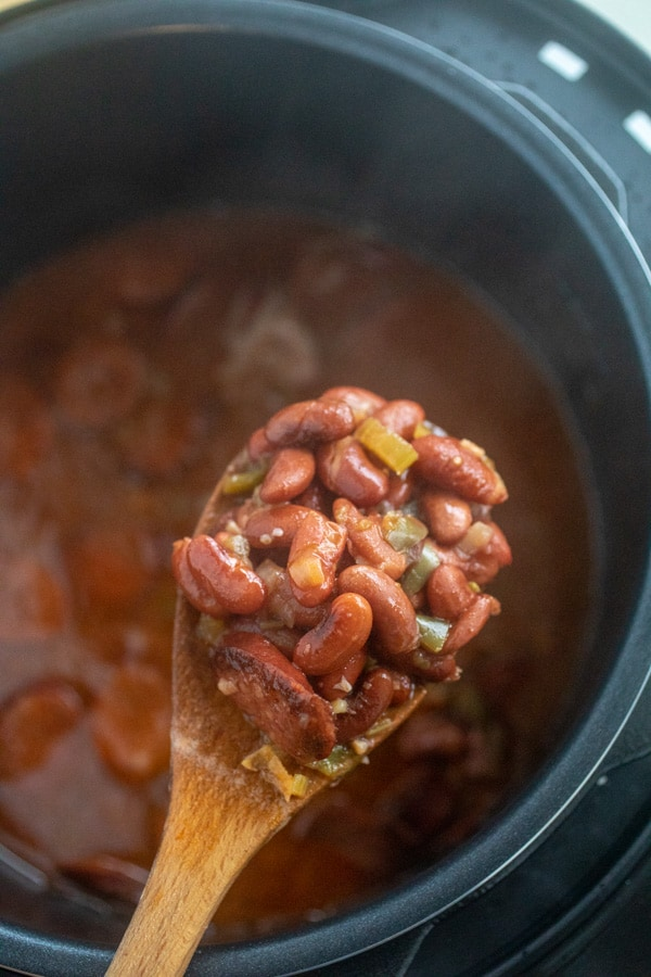Cooked Red Beans and Rice