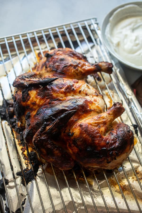 Palestinian Chicken Recipe