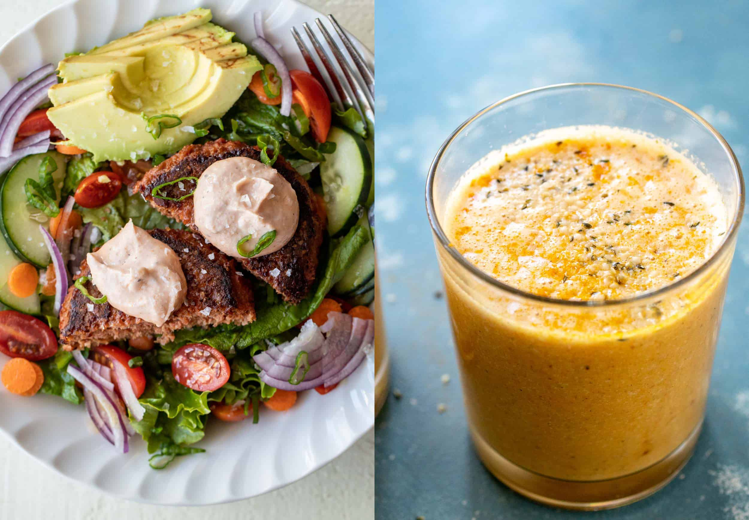 Two Delicious Plant Based Recipes
