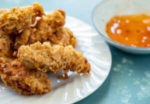 Buttermilk Chicken Tenders