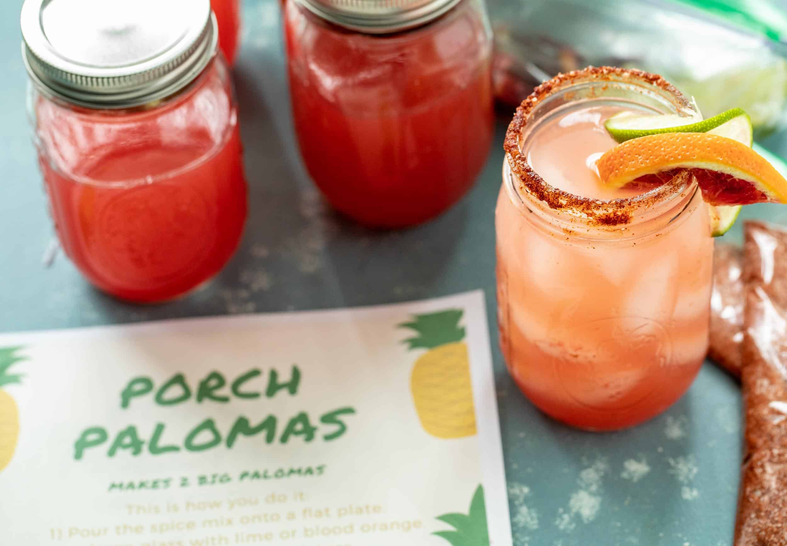 Porch Palomas