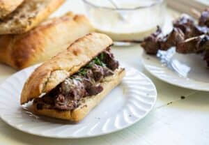 Classic Lamb Spiedies Recipe