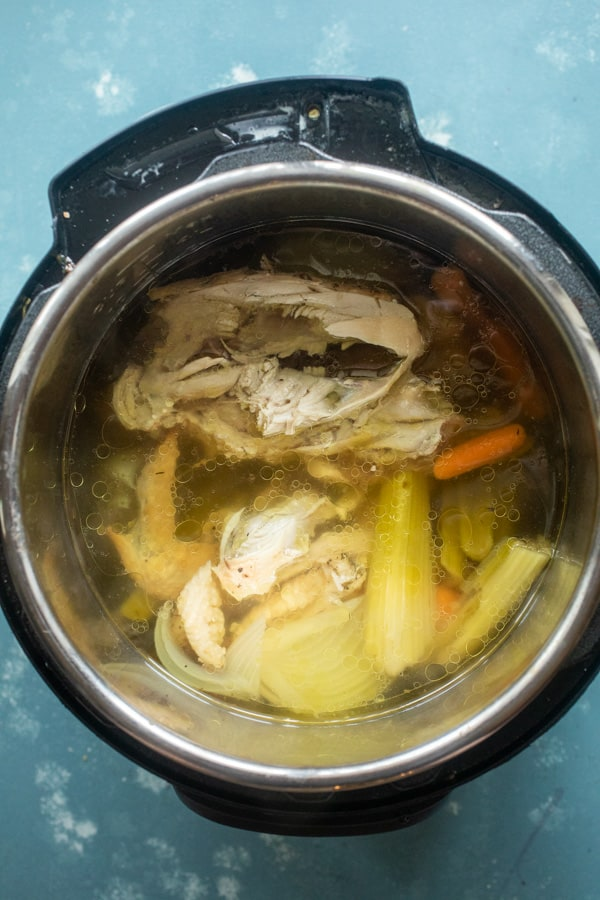 Rotisserie Chicken Stock