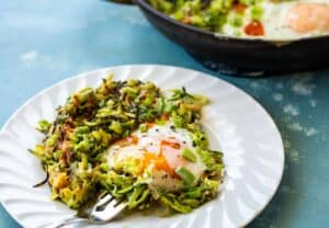 Zucchini Breakfast Skillet