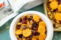 Beef Jerky Snack Mix
