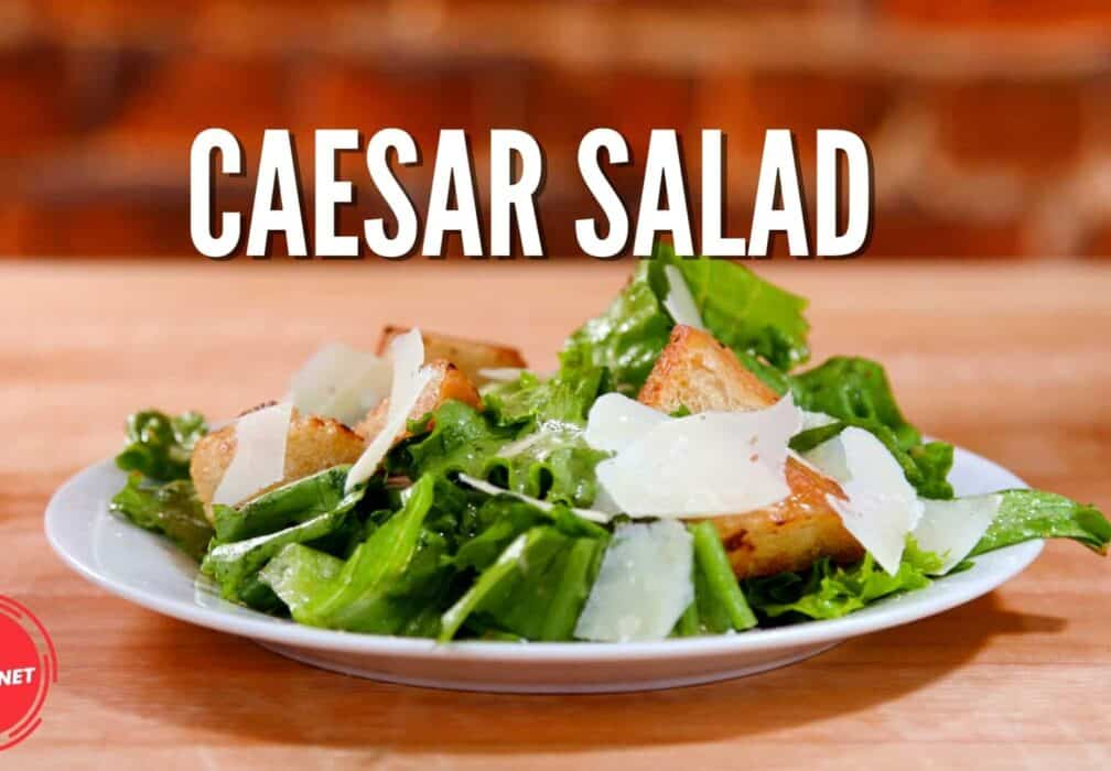 The Dinnernet Caesar Salad