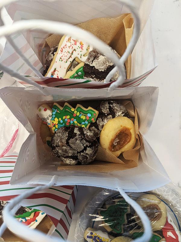 Bag of cookies!
